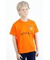 T-shirt Holland oranje voor kinderen