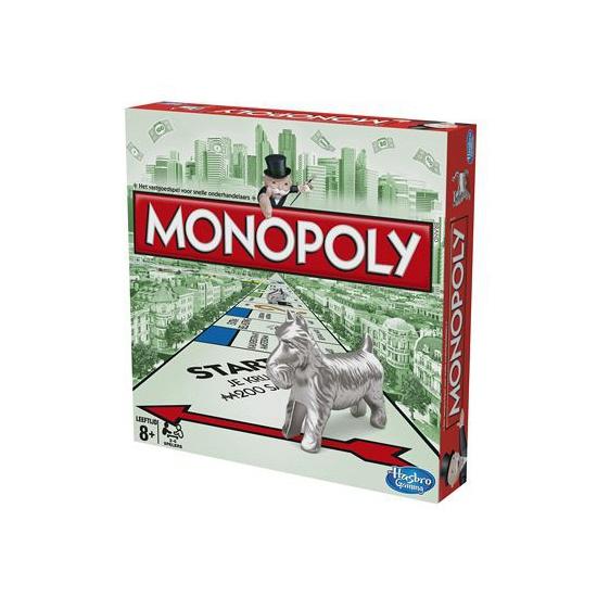 Afbeelding van Monopoly spel